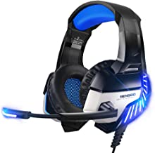 BENGOO K8 Series II Gaming Headset for PS4, Xbox One, PC,...