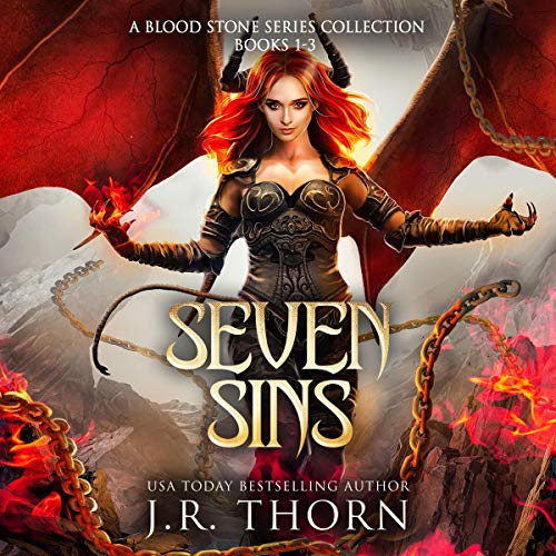 Seven Sins  By  cover art