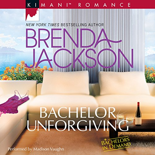 Bachelor Unforgiving cover art