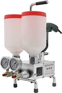 Best polyurethane foam injection pump Reviews