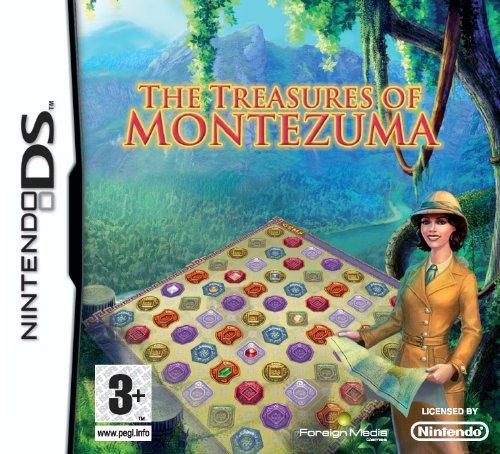 The Treasures of Montezuma [UK Import]