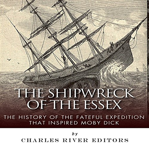The Shipwreck of the Essex audiobook cover art
