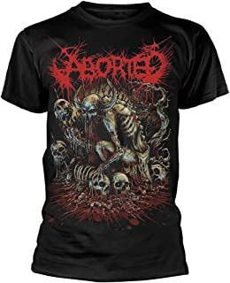 RAZAMATAZ Aborted 'God Machine' T-Shirt