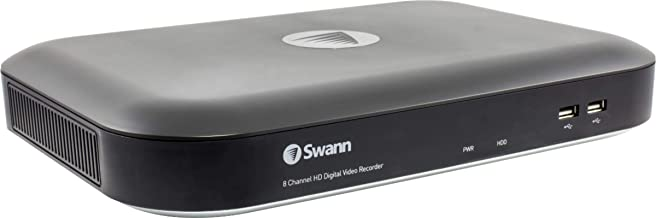Swann 4980 8 Channel CCTV Security DVR 5MP Super HD DVR-4980 HDMI VGA BNC HomeSafe View 24/7 App