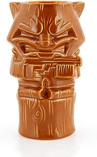 Guardians of the Galaxy Geeki Tikis – 16 oz Ceramic Tiki Mug – Rocket Raccoon