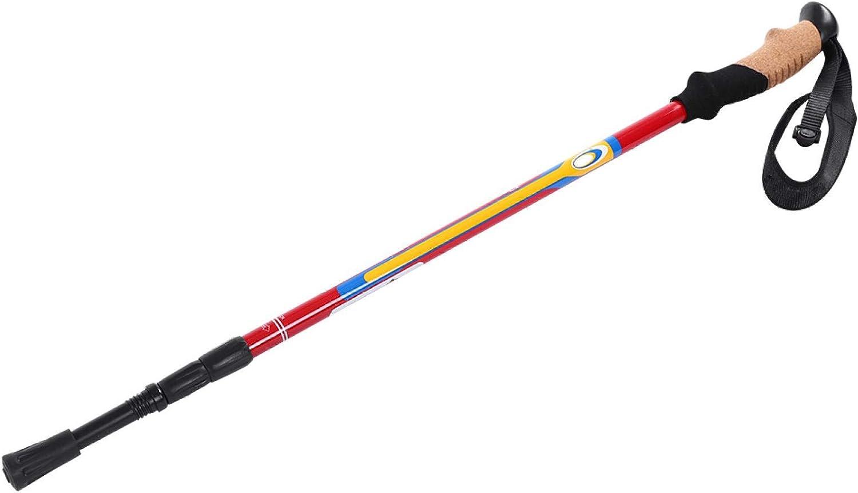 SALUTUYA Lightweight Fodable Hiking Sticks Trek Branded goods Walking Climbing 2021new shipping free