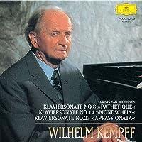 Beethoven: Klaviersonaten Pathetique Mon by Wilhelm Kempff (2008-12-03)
