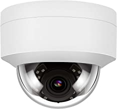 Anpviz 3MP PoE IP Dome Camera IP Security Camera Outdoor Night Vision 98ft, Motion Alert, Weatherproof IP66 ONVIF Compaliant, Indoor Outdoor, Wide Angle 2.8mm