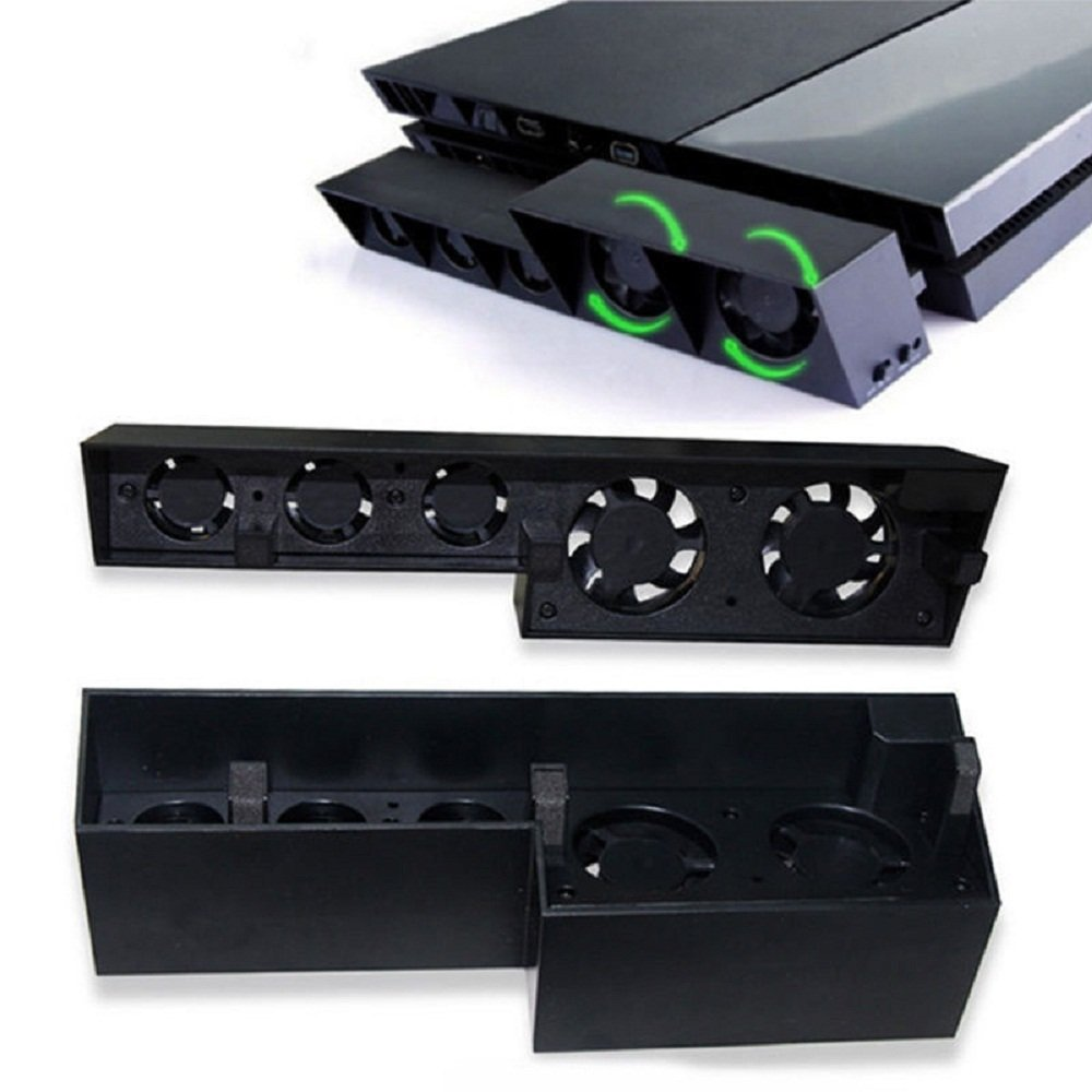 Cooling Lyyes External Temperature Playstation