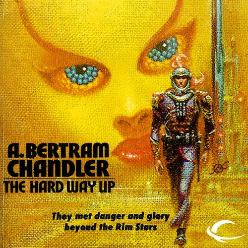 The Hard Way Up audiobook cover art