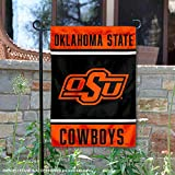 College Flags & Banners Co. Oklahoma State Cowboys Garden Flag