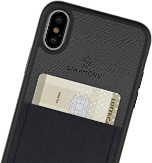 iphone x phone case card holder