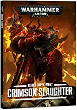 Chaos Space Marines 40k Crimson Slaughter Codex