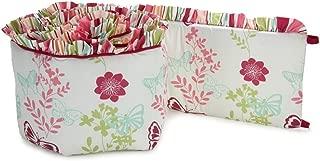 nojo alexis garden baby bedding collection