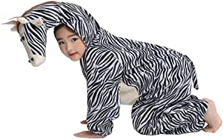 Kids Lion King Costume Animals Party DIY Halloween Simbalion Cosplay Child Fancy Dress Suit