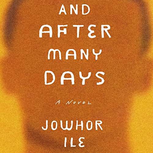 And After Many Days audiobook cover art