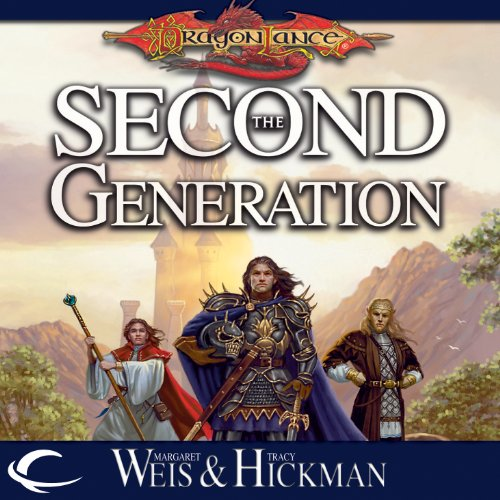 The Second Generation cover art