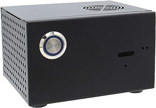 Geekworm X825-C6金属ケース(電源制御スイッチと冷却ファンが付き)、X825 2.5インチSATA SSD / HDD拡張ボードとラズベリーパイ4B & X735ボードに適用