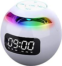 gazechimp Wake Up Light Despertador com Bluetooth Speaker, Crianças Relógio Despertador, Luz Colorida, despertador Digital...