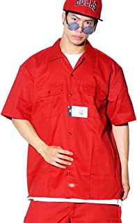 Dickies(ディッキーズ) 半袖シャツ メンズ ワークシャツ 春 夏 秋 b系 ストリート系 ファッション 1574 [並行輸入品]