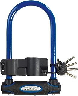 Master Lock Gold Sold Secure Bike Lock Large Blue
