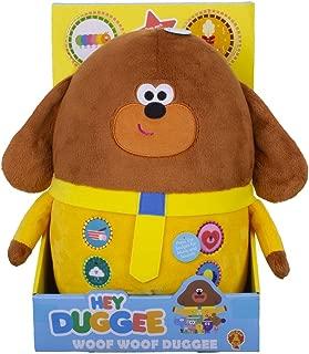 Hey Duggee Woof Woof Soft Toy