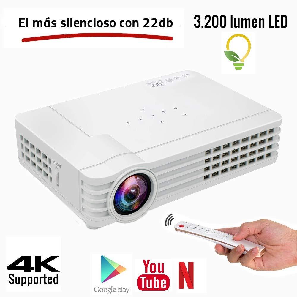 Proyector Full HD 1080P Luximagen HD1100 (1920 x 1080) Cine en ...