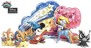 "Enesco World of Miss Mindy Disney ""Fantasia"" -Edition Set of 5 Stone Resin Figurine, Multicolor"