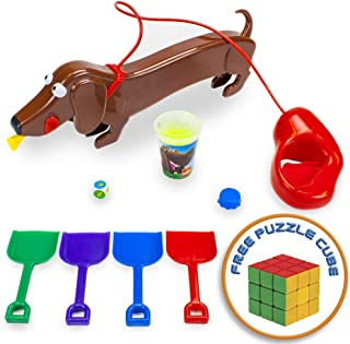 Doggie Doo The Super Pooper Scooper Game with Free Brybelly Puzzle Cube