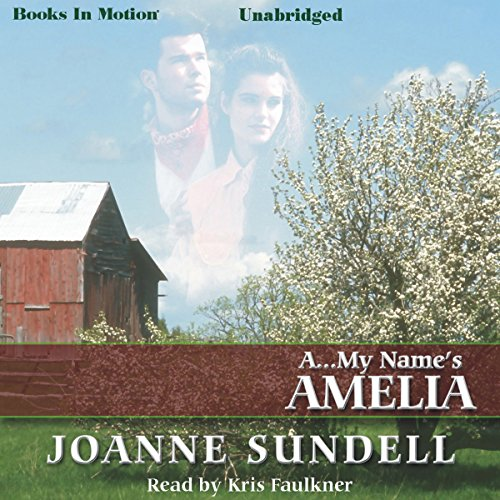 A...My Name's Amelia audiobook cover art