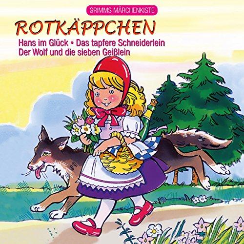 Grimms Märchenkiste 2     Vier Märchen              Autor:                                                                                                                                 Gebrüder Grimm                               Sprecher:                                                                                                                                 div.                      Spieldauer: 54 Min.     Noch nicht bewertet     Gesamt 0,0