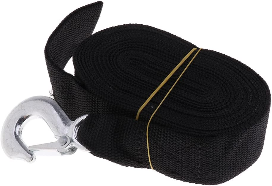 Homyl Boat shopping Winch Trailer Replacements with Webbing Japan's largest assortment Strap Heavy D