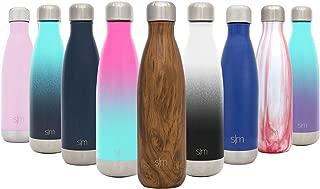 58 pattern water bottle