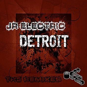 Detroit (The Remixes)
