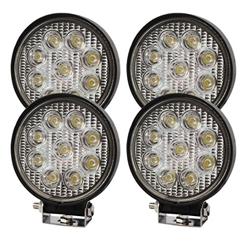 4 X 27W 4INCH LED LIGHT WORK 2565LM LÁMPARA LED PROYECTOR