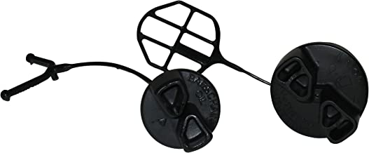 Poulan Pro 952044640 Fuel and Oil Cap