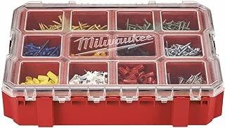 Milwaukee - 225046 - Compartment Deep Pro Organizer, 14.17 x 18.11 x 4.33 - Red