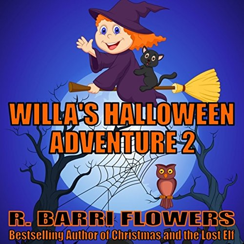 Willa's Halloween Adventure 2 audiobook cover art