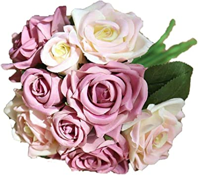 Amazon Com Summer Store Wedding Bouquet Polyester Rose Holder