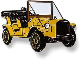 Bessie (3rd Doctor's - Jon Pertwee's Car) Pin
