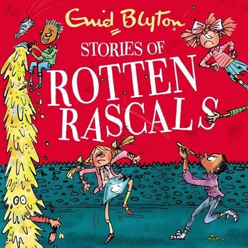 Stories of Rotten Rascals  By  cover art