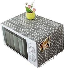 HHYK Campana de Cocina del Horno microondas Cubierta de Polvo Bolsa de Almacenamiento con Accesorios de Cocina Decoración Hogar Suministros