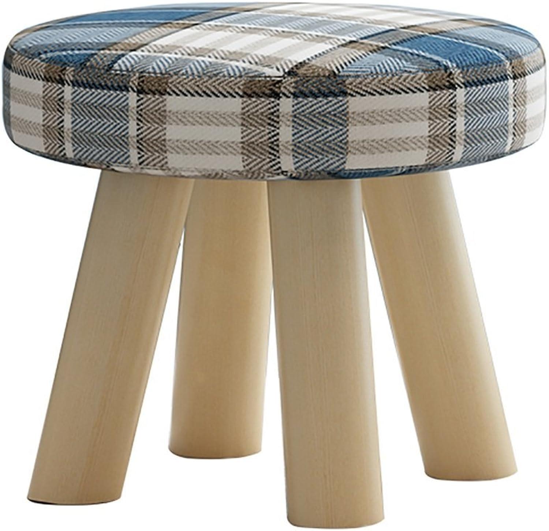 European Chair Home Stool, Fashion Creative Small Bench Sofa Bench