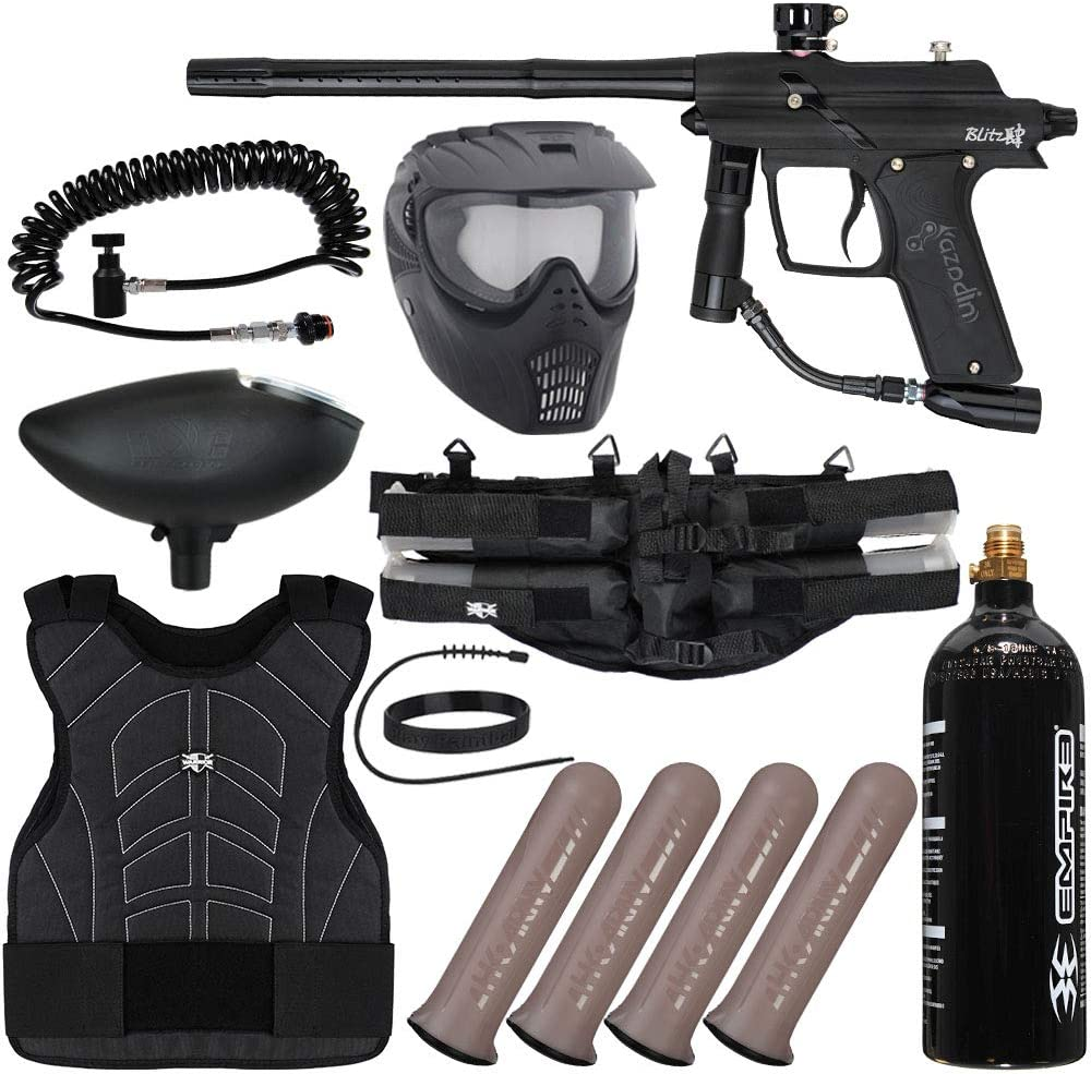 Action Ranking TOP7 Village Azodin Blitz 4 Package Paintball Special price Gun Gunner Light