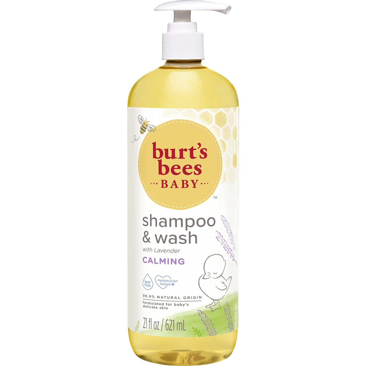 Burt's Bees Baby Calming Shampoo Sales of SALE items from new works and Tear-Fr Lavender with Portland Mall Wash