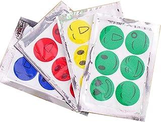 6PCS/Set Anti Mosquito Repellent Sticker Smiley Face Killer Mosquito Sticker endosy