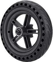 Alomejor Tire Wheels Anti-Skidding Wheel Hub Explosion-Proof Tire Set for xiaomi m365