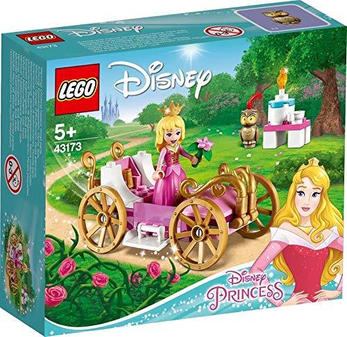 wow Lego Disney Princess Auroras Carruaje Real de Disney Princess Auroras, a partir de 5 años