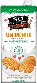 so delicious dairy free yogurt nutrition facts