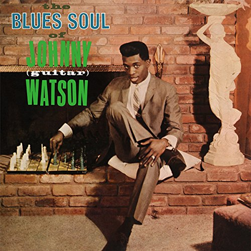 Blues Soul of Johnny Watson [Vinyl LP]
